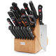 Wüsthof® Gourmet 23-Piece Block Set
