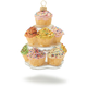 Tower of Cupcakes Ornament