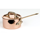 Mauviel® M'150b Mini Saucepan with Lid