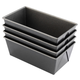 Chicago Metallic® Professional Bread Pan, Set of 4, 2