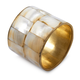 Mother-Of-Pearl Napkin Ring