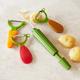 Kuhn Rikon Vegetable Peelers and Peeling Fork