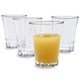 Duralex Amalfi Glasses, Set of 4, 4.5 oz.
