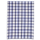 Navy Plaid Kitchen Towel