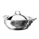 Mauviel M'elite Sauté Pan with Lid