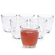 Duralex Gigogne Tumblers, Sets of 6