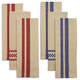 Sainte-Germaine Striped Kitchen Towels, Set of 3