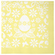 Meri Meri Easter Mosaic Lunch Napkins
