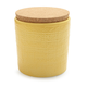 Yellow Jute Canister