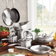 Scanpan® CSX 12-Piece Cookware Set
