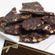 Golden Edibles Dark Chocolate Almond Bark