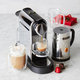 Nespresso® CitiZ & Milk Espresso Machine, Chrome