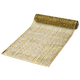 Chilewich Gold Gilt Table Runner, 72