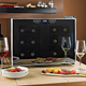 Wine Enthusiast Silent Touchscreen Dual-Zone Refrigerator, 12 Bottle