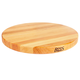 John Boos & Co.® Edge-Grain Round Maple Cutting Board