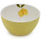 Lemon Washed Yellow Cereal Bowl