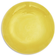 Lemon Washed Yellow Dinner Plate