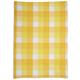 Yellow Dobby Kitchen Towel, 28