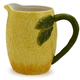 Figural Lemon Pitcher