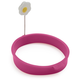 Zeal Pink Silicone Egg Ring