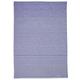 Navy Tri-Stripe Kitchen Towel, 28