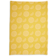 Lemon Slice Jacquard Kitchen Towel