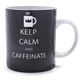 Keep Calm And Caffeinate Mug
