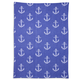 Anchor Jacquard Kitchen Towel, 28
