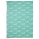 Whale Jacquard Kitchen Towel