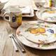 Frutta 16-Piece Dinnerware Set