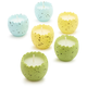 Easter Egg Candles, Set of 6