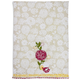 Flower Vintage-Inspired Kitchen Towel