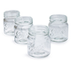 Urban Trend Mason Jar Shot Glasses, Set of 4