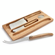Dubost Olivewood Cheese Set, 3 Piece