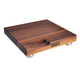 John Boos & Co. Edge-Grain Square Footed Cheese Board