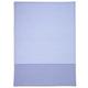 French Blue Tri-Stripe Kitchen Towel