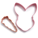 Wilton® Bunny Tail Comfort-Grip Cookie Cutter