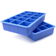 Periwinkle Perfect Cube Ice Tray, Set of 2