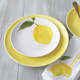 Lemon Salad Plate