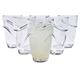 Duralex Wave Glasses, Set of 6, 12.5 oz.
