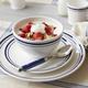 Sainte-Germaine Blue Cereal Bowl