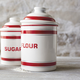 Metal Flour Canister