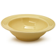 Yellow Pearl Serve Bowl