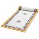 Deruta-Style Table Runner
