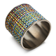 Chilewich Garden Mini-Basketweave Napkin Ring