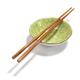 Bamboo Twist Chopsticks, 5 Pairs