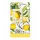 Lemon-Print Paper Guest Napkins