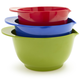 Sur La Table® Mixing Bowls, Set of 3
