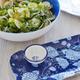 Light Blue Hydrangea Dip Bowl