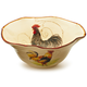 Rooster Serve Bowl